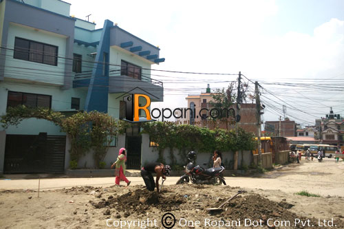 Bungalow House on Sale/Rent at Pepsicola Town Planning